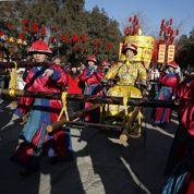 Nouvel An chinois : les festivités ont commencé