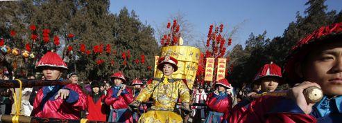 Nouvel An chinois : les festivités ont commencé de Pékin à Paris