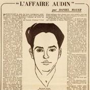 Guerre d'Algérie : l'énigme Maurice Audin résolue?