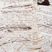 Le manuscrit de Chateaubriand rejoint l'Institut de France