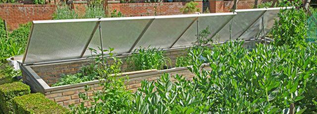 Au jardin ce week end construisez votre ch ssis - Jardins ouverts au public ce week end ...