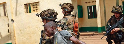 Centrafrique :Paris estime la violence «en partie jugulée»