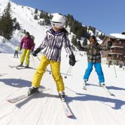 Ski: une balise pour pister les enfants perdus
