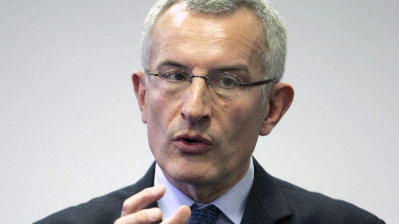 Le président de la SNCF, Guillaume Pepy