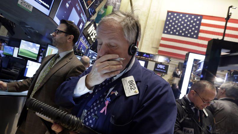 Coup de froid sur Wall Street et la conjoncture américaine