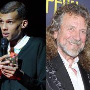 Robert Plant, Bertrand Cantat et Stromae aux Eurockéennes