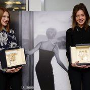 Palme double pour Léa Seydoux et Adèle Exarchopoulos
