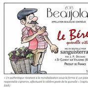 Une cuvée «quenelle» de Beaujolais fait polémique