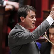 Manuel Valls nie traquer les sources du Figaro