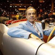 François Melcion, le «toqué» de voitures anciennes