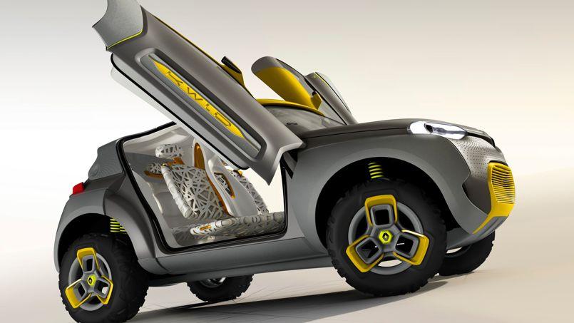 En Inde, Renault lancera une voiture ultra-low-cost pour confirmer sa percée