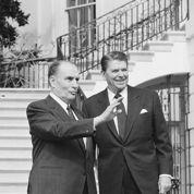 Trente ans avant Hollande, Mitterrand découvrait l'Amérique