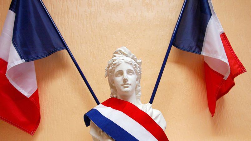 Marianne, le 14 juillet. Alain AUBERT / Le Figaro