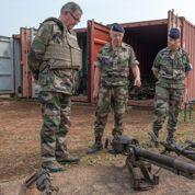 Centrafrique : le butin de l'armée française