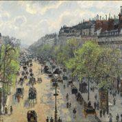 Ventes d'art à Londres: 472 millions d'euros en 4 jours !