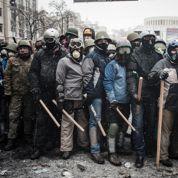 En Ukraine, avec les insurgés de Kiev