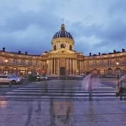 Tir à vue sur l'Institut de France