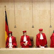 Sauvetage de l'euro par la BCE: la justice allemande jette l'éponge