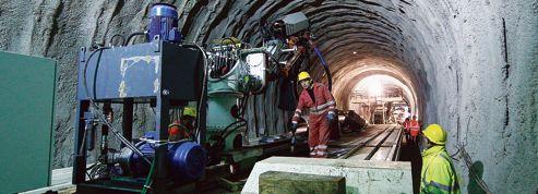 Le tunnel Lyon-Turin à toute petite vitesse