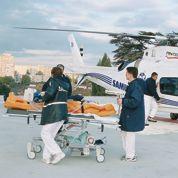 Des hélicoptères contre les déserts médicaux