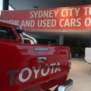 Toyota aussi déserte l'Australie