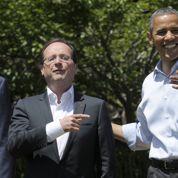 Frictions protocolaires pour la visite d'État de Hollande