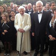 La vie ordinaire d'un pape émérite