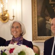 Lagarde, candidate possible à la présidence de l'Europe