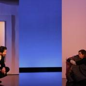 Emmanuelle Devos et Édouard Baer se font des scènes