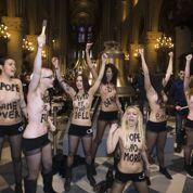 Le témoignage choc d'une ex-Femen