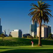 Melbourne sur greens