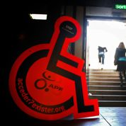 Accessibilité aux handicapés: il reste beaucoup à faire