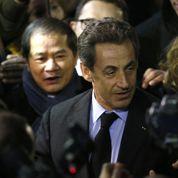 Sarkozy au meeting de NKM : «Il est de retour, tant mieux !»
