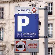 Vinci vend ses parkings valorisés près de 2milliards d'euros