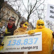 Les Poussins investissent à nouveau la rue