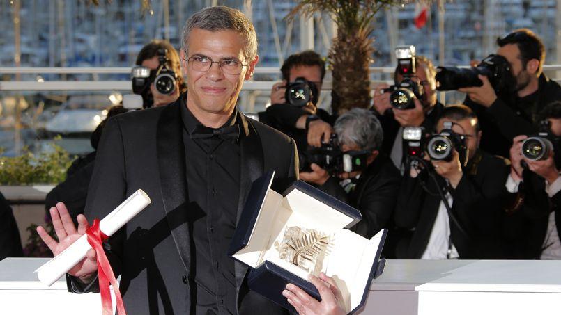 Abdellatif Kechiche soutient Christian Estrosi à la mairie de Nice