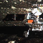 Les mésaventures du véhicule chinois sur la Lune