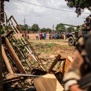 Centrafrique: les soldats français débordés par l'ampleur des violences