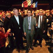 À Carpentras, Le Maire et Guaino en renfort