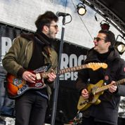 Avalanche de rock d'Avoriaz à Morzine