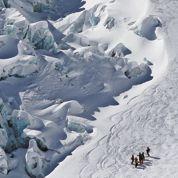 La trilogie alpine des grands skieurs