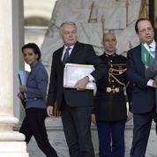 Hollande salue la confiance retrouvée