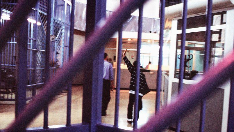 20 à 30% des détenus souffriraient de troubles psychotiques.