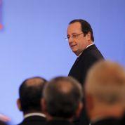 Communication: François Hollande en est resté aux années Mitterrand