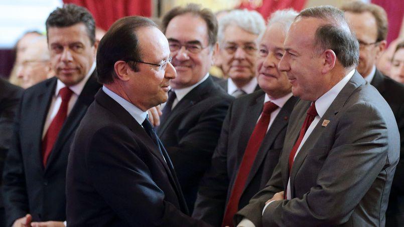 Le fait de la semaine : Pour Gaëtan Gorce, le chef de l'État n'a ni les moyens ni la volonté de mettre en place son plan qui doit dégager 50 milliards d'économies supplémentaires.