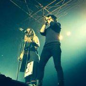 Nicola Sirkis et Jared Leto improvisent un duo à Paris