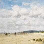 De Manet à Cézanne: impressions de soleils cachés