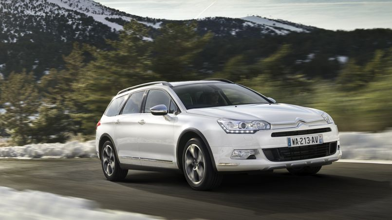 Citroën C5 Cross Tourer, un baroudeur chevronné