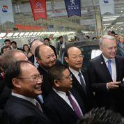 PSA devient officiellement franco-chinois