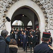 Hollande soigne les musulmans de France